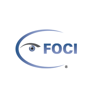 Logo for FOCI by 11 Fingers Design