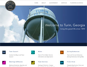 Town of Turin Website